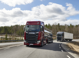 Volkswagen truck brands, such as Scania, will retain their brand names as the parent company becomes Traton.