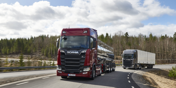 Volkswagen truck brands, such as Scania, will retain their brand names as the parent company...