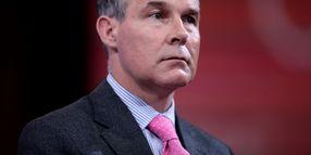 Embattled Pruitt Resigns Post as EPA Administrator
