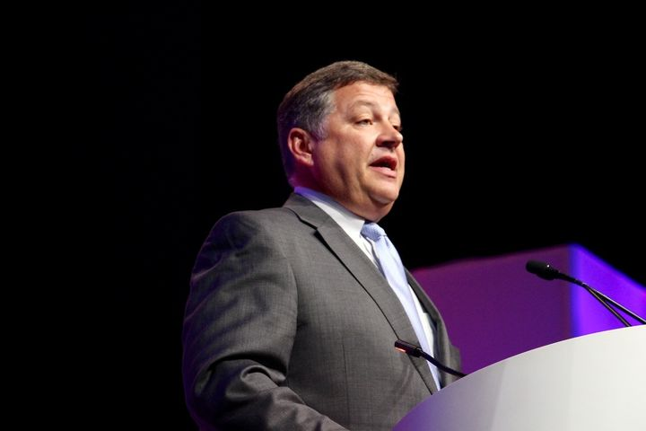 Rep. Bill Shuster (R-PA) 