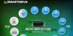 SmartDrive, Geotab Announce New Telematics Partnership