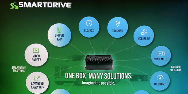 Geotab telematics and compliance will now be integrated with SmartDrive single box architecture...