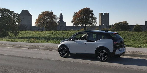 A test road on Gotland Island, Sweden, will determine the viability of charging electric...