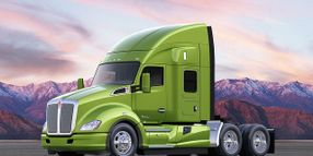 Kenworth to Work with UPS on SuperTruck II Project