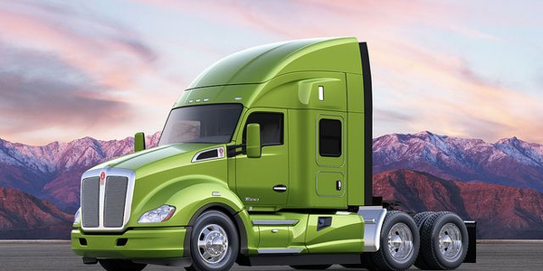 A Kenworth T680 (pictured) with a Paccar MX engine will be the basis for a collaboration with...