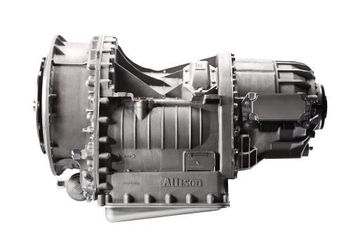 The Allison TC10 is now available in the International LT Series with the Cummins X15 engine and the 3000 Highway Series transmission is now available in the RH Series with the International A26 engine.