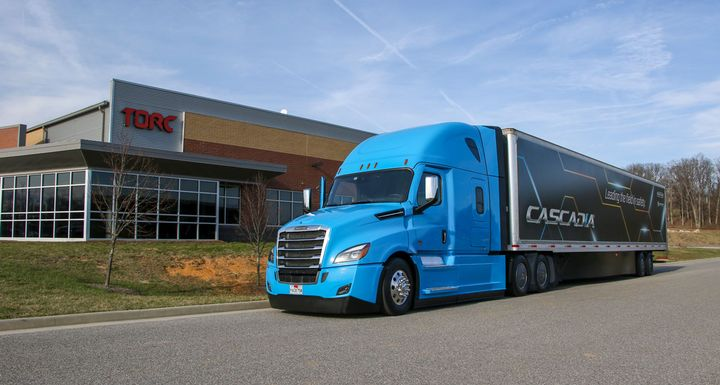 Daimler says its recent majority stake acquisition of Torc Robotics will help it create a technology powerhouse for automated trucks.