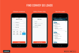 Convoy Go Makes Drop and Hook Available to Small Carriers