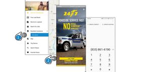 Trucker Path Teams Up with Goodyear on Roadside Service