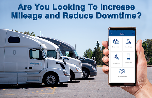 Roadrunner Freight has released a mobile application called Haul Now for its independent contractors.