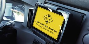Drivewyze Safety Notification Service Warns Drivers of Unsafe Conditions