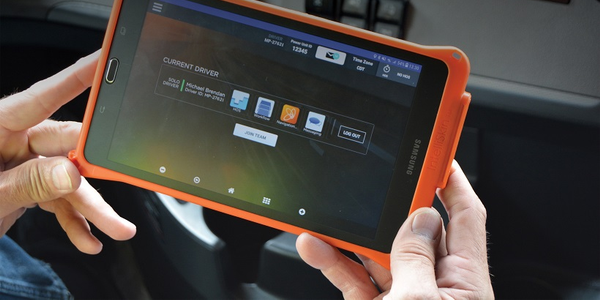 Schneider will hand out Samsung Galaxy tablets to its drivers to give them access to critical...