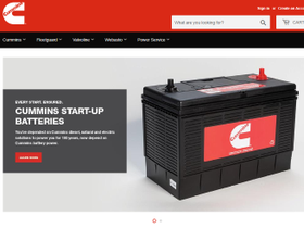 Cummins Launches Online Store for U.S. Customers