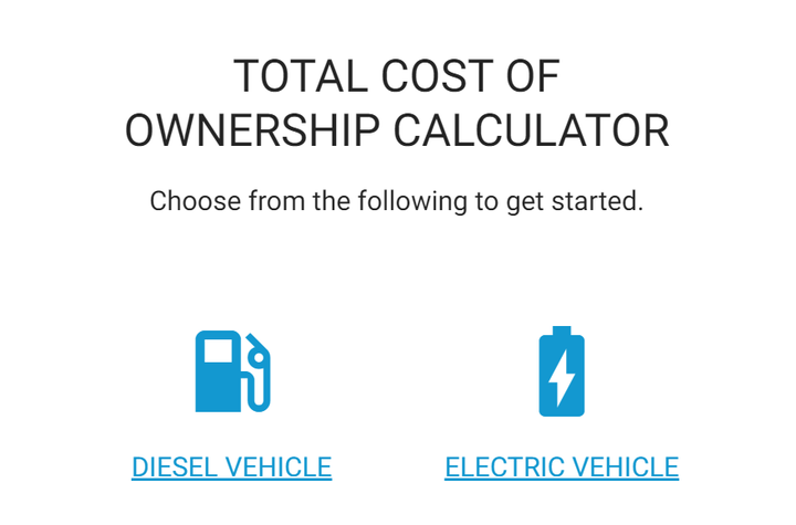Dana's total-cost-ownership calculator aims to help fleets make cost comparisons between diesel and full-electric powertrains.