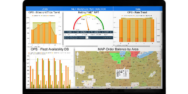 Trimble Enhances Business Intelligence and Analytics Solution