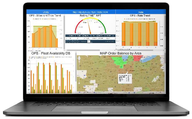 Trimble Enhances Business Intelligence and Analytics Solution