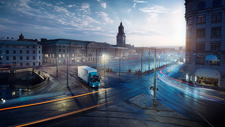 A Volvo Group subsidiary has invested in an American company that is developing and commercializing inductive charging technology for electric vehicles.  - Photo courtesy Volvo Group Venture Capital