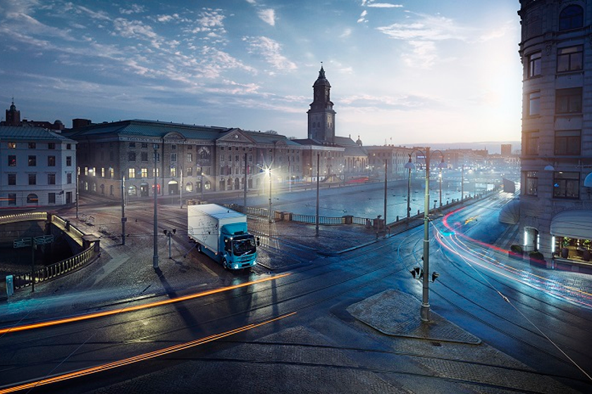 A Volvo Group subsidiary has invested in an American company that is developing and...