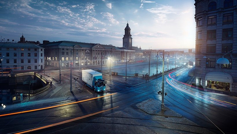 Volvo Group Invests in Wireless Electric Vehicle Charging