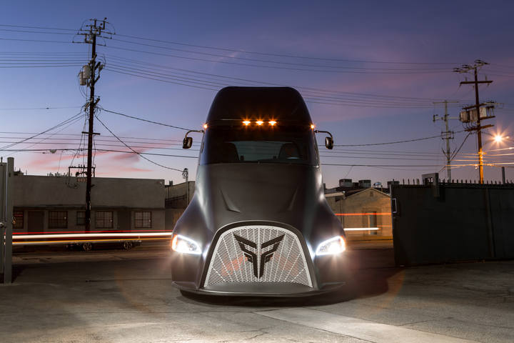 Axletech And Thor Trucks Are Developing A Specialized All Electric Train For Cl 8 Lications