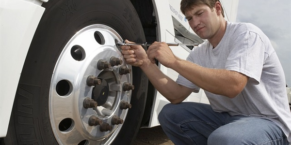 TMC says in a new report that an entirely new way to determine proper tire pressures and insure...