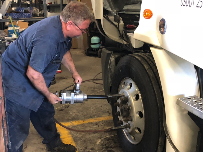 Communication is key for a successful tire test. Everyone involved, from the front office, to the shop to the truck cab should be aware that a tire test is being conducted and what is expected from them to help that test be successful.