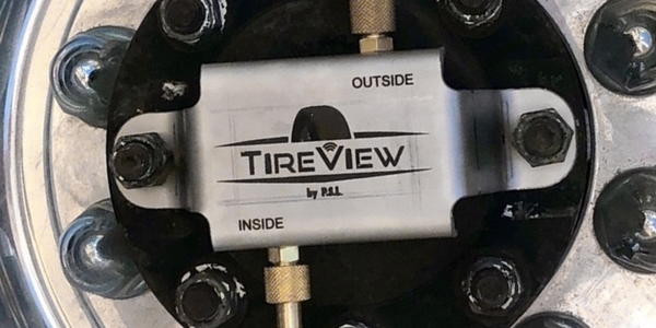 TireView can be used with a Flow Thru Kit that provides simple solutions to sensor management...