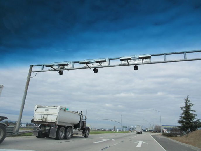 National and local trucking and infrastructure interest groups have roundly rejected Rhode Island's system of interstate tolling that specifically targets commercial vehicle traffic. 