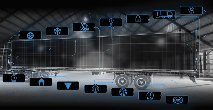 Phillips Connect Technologies acquired Connected Holdings, a company that has been developing PCT's upcoming TrailerNet trailer telematics platform.  - Photo via Phillips Connect Technologies