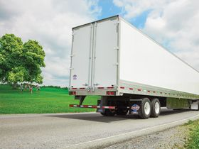 Report Reveals Utility Trailer's Environmental and Sustainability Improvements