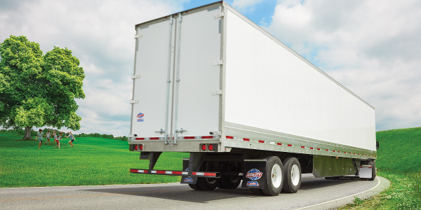 The results of a third-party sustainability performance report shows that Utility Trailer...