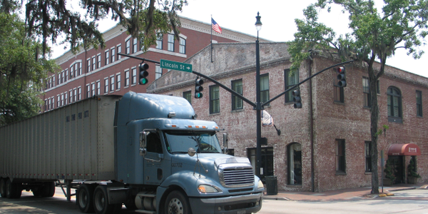 Much of the attention on truck parking has focused on long-haul interstate drivers. But what...
