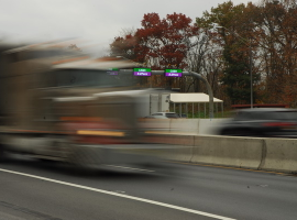 Rhode Island's success with an electronic truck tolls on several highways has inspired the...