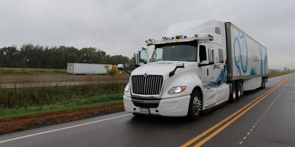 Autonomous technology developer Plus.ai is working with the Minnesota Department of...