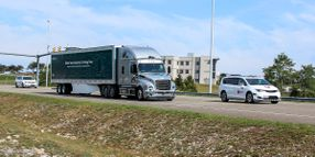Daimler Begins Testing Automated Trucks on Public Roads