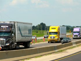 Truck Industry Revenues Rose Nearly $100 Billion Last Year