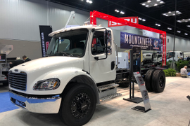 Alternative Powertrain Options Added to FCCC Chassis Models