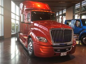 Navistar Reveals Broad-Based Strategy Aimed at Fueling Growth