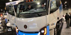 Lion Unveils Urban Class 8 Electric Truck