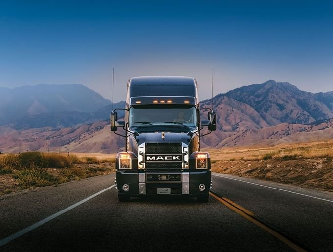 Mack Trucks recently announced #Mackonomics, a year-long effort designed to demonstrate how the Mack Anthem model can improve total cost of ownership in their operations.  - Photo via Mack Trucks