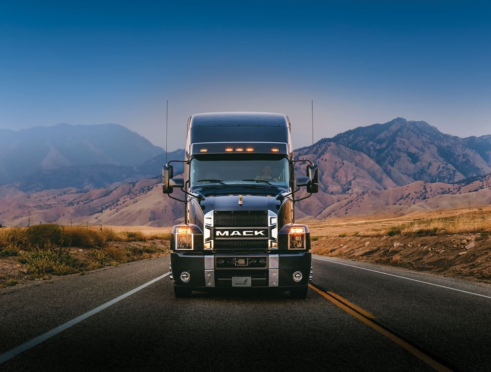 Mack Social Media Campaign Tracks Real World Anthem Fuel Savings