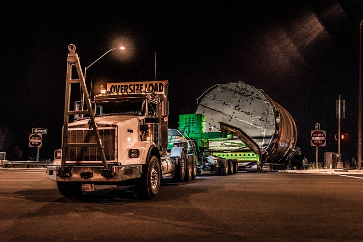 The Specialized Carriers & Rigging Association announced the three winners of its 2019 Hauling Job of the Year Awards. Omega Morgan (pictured) won in the 160,000-pound category.