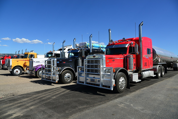 ATRI is gathering driver input on preferences for data formats and delivery mechanisms of truck parking availability information.
