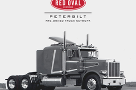Peterbilt Expands Used Truck Buyer Assurance Program