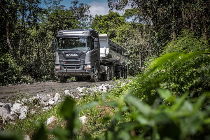 Volkswagen announced plans to postpone an initial public offering of the company's trucking division Traton, formerly Volkswagen Truck & Bus, due to uncertain market conditions.   - Photo via Scania