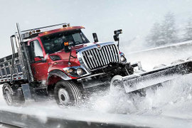 International Truck Launches Partner Program for Upfitters