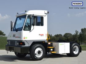 Penske Adds Electric Terminal Tractor to Fleet