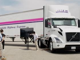 Volvo Truck's Latest Autonomous Push: Predictive Behavior Technology