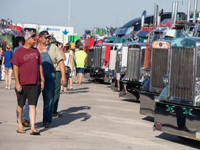 40th Anniversary Walcott Truckers Jamboree Kicks Off July 11