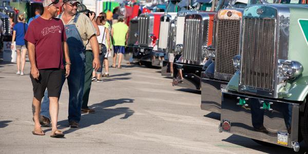 Iowa 80 Truckstop's 40th Annual Walcott Truckers Jamboree is set to kick off on July 11th with...